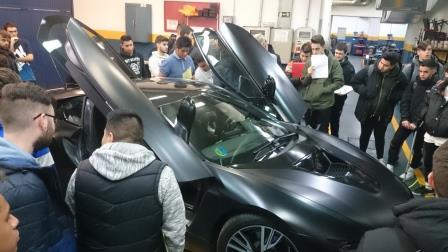 Semana Vocacional, BMW y FP de Automoción