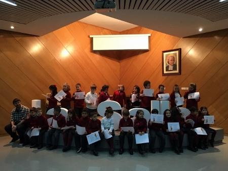 Concurso literario en Primaria