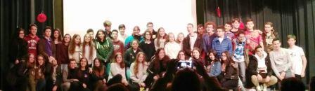 20 años de intercambio con el colegio Passy Buzenval de La Salle en Francia