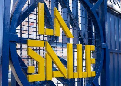 La Salle Institución - Entrada Lasalle