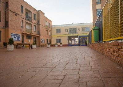 La Salle Institución Entrada