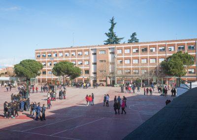 La Salle Institución Patio2