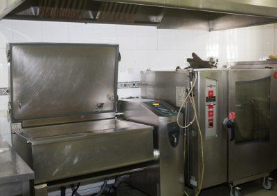 La Salle Institución Cocina