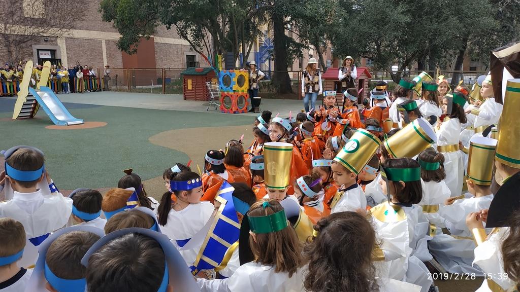 """Carnaval «Huellas del Pasado"""""""