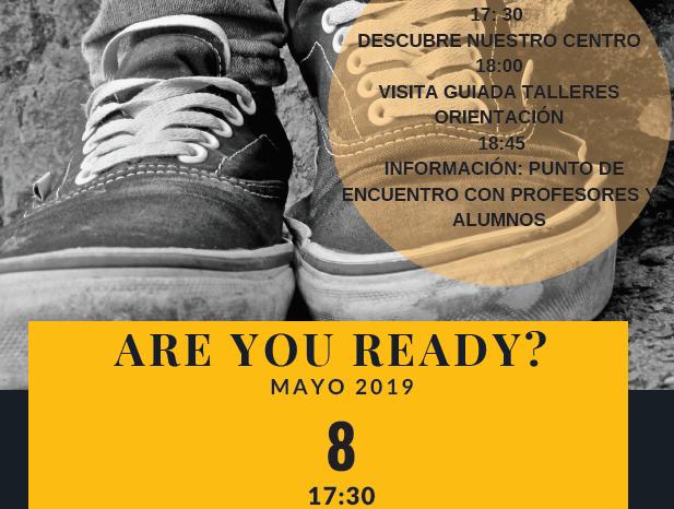 Jornada de Puertas Abiertas en Formación Profesional 2019