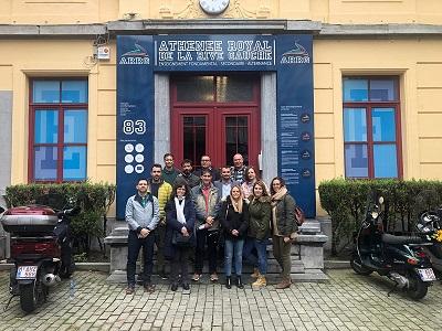 Movilidad Profesorado FP Erasmus+ en Bruselas