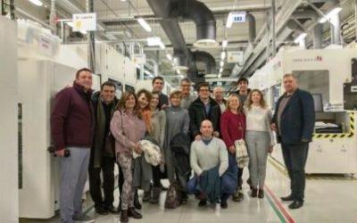Equipos directivos de La Salle ARLEP visitan Lituania