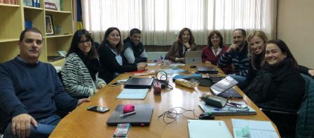 El AMPA nos visita en el equipo directivo