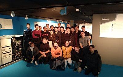 El ciclo de 1º de ASIR visita el Museo de la Informática de la UPM