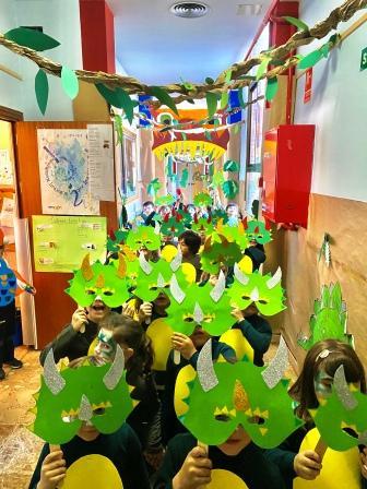 Carnaval Jurásico