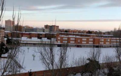 Año de nieves…