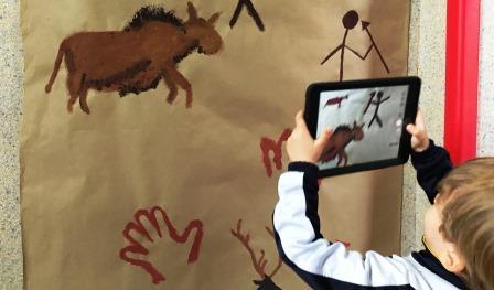 IPADs, herramientas para el aprendizaje en Educación Infantil