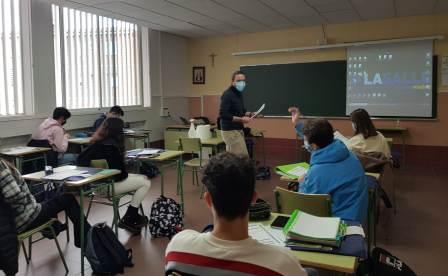 Jornadas de Orientación en Bachillerato