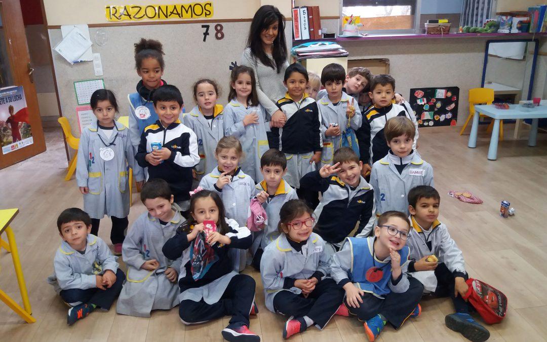 Nuevas iniciativas en Infantil